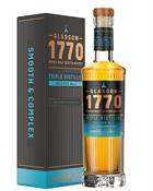 1770 Glasgow Triple Distilled First Release Single Malt Scotch Whisky 50 cl 46%