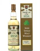 A drop of The Irish 2015  Irish Single Malt Whiskey 46%
