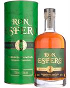 A. Michler Ron Espero Limited Edition Reserva Exclusiva 40%