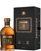 Aberfeldy 21 years old Madeira Cask Finish Single Malt Highland Whisky 40%