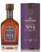 Angostura No 1 Cask Collection Premium Rum 16 years Caribbean Trinidad Rum 40%