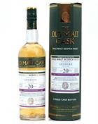 Ardmore 1996/2017 Old Malt Cask 20 Years Old Single Malt Highland Whisky 49,3%