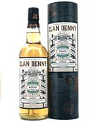 Auchentoshan 2000 The Clan Denny 16 year old Single Lowland Malt Whisky 48%