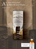 Balvenie 12 year old The Sweet Toast of American Oak Speyside Malt Whisky 43%