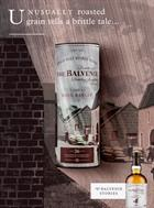 Balvenie 26 year old A Day of Dark Barley Speyside Malt Whisky 47,8%