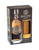 Bacoo 11 Years Wish Granted Rum Giftbox with Ceramic Tiki Mug 70 cl 40%