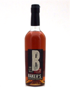 Baker's 7 years old 107 Proof Kentucky Straight Bourbon Whiskey 70 cl 53.5%