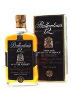 Ballantine's 12 years old Very Old Scotch Whisky 75 cl 43%