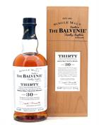 Balvenie Thirty 30 years old Single Speyside Malt Whisky 47,3%