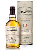 Balvenie 12 år Triple Cask 1 Liter Single Speyside Malt Whisky 40%