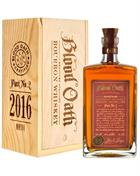 Blood Oath Pact No 2 Kentucky Straight Bourbon Whiskey 49,3%