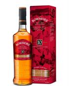 Bowmore 10 years old Single Islay Malt Whisky 100cl 46%