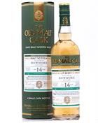Bowmore 2002/2016 Old Malt Cask 14 år Single Islay Malt Whisky 50%