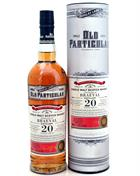 Braeval 1997/2018 Old Particular 20 years old Single Speyside Malt Whisky 51,5%
