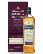 Bushmills Port Cask The Steamship Collection Single Irish Malt Whiskey 40%