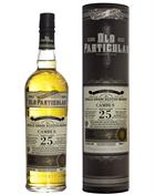 Cambus 1991/2016 25 år Old Particular Single Grain Scotch Whisky 55,4%