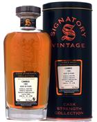 Cambus 1991/2018 Signatory 26 years old Single Grain Whisky 55,3%