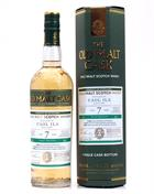 Caol Ila 2009/2017 Old Malt Cask 7 Years Old Single Malt Islay Whisky 50%