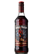 Captain Morgan Black Rum 40%