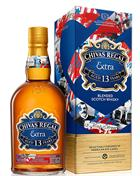 Chivas Regal 13 year old Extra American Rye Cask Finish Blended Scotch Whisky 70 cl 40%