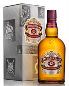 Chivas 12 year old Original Blended Scotch Whisky 40%