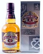 Chivas 12 year old 35 cl Original Blended Scotch Whisky 40%