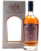 Family Silver 1972/2017 Coopers Choice 44 år Single Cask Matured Blended Whisky 41%
