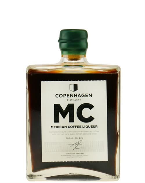 Copenhagen Distillery Mexican Coffee Liqueur 50 cl 24%
