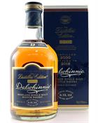 Dalwhinnie 2000/2016 Distillers Edition 15 year old Single Highland Malt Whisky 43%