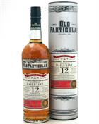 Dailuaine 2005/2018 Douglas Laing Old Particular 12 years old Single Speyside Malt Whisky 48,4%