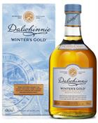 Dalwhinnie Winters Gold Single Highland Malt Whisky 43%