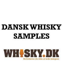 Danish Whisky Samples