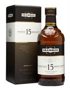 Drambuie Whisky Liqueur with 15 year old Speyside Malt Whisky 43%
