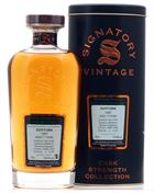 Dufftown 1997/2015 Signatory Vintage 17 year old Single Highland Malt Whisky 54,8%