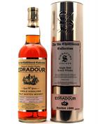 Edradour 1996/2006 Signatory The Un-Chillfiltered Collection 10 year old Single Highland Malt 46%