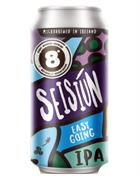 Eight Degrees Seisiun Easy Going IPA 44 cl 4,5%
