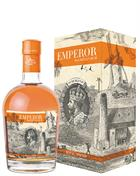 Emperor Rum Royal Spiced Premium Mauritian Blended Rum 40%