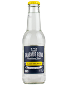 Erasmus Bond Yellow Classic Tonic Water - Perfect for Gin and Tonic 20 cl
