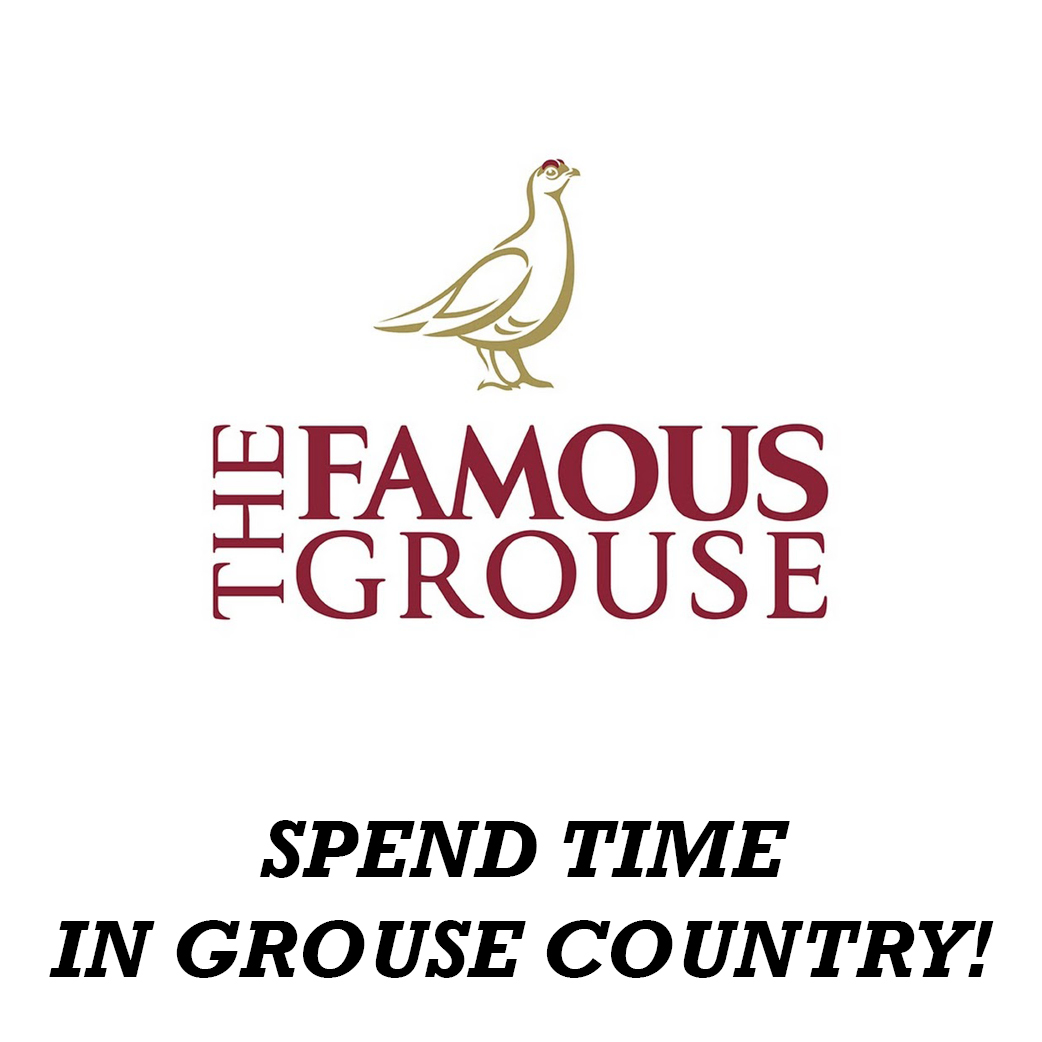 Famous Grouse Whisky - Spend Time in Grouse Country