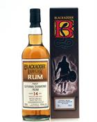 Finest Guyana Diamond Rum 14 years old Blackadder Raw Cask 63%