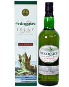 Finlaggan Cask Strength Single Islay Malt Whisky 58%