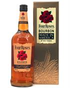Four Roses Limited Edition 1 Liter Kentucky Straight Bourbon Whiskey 40%