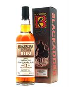 Barbados Four Square Rum 12 years old Blackadder Raw Cask 64,1%