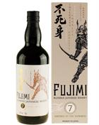 Fujimi The 7 Virtues of the Samurai Blended Whisky Japan 70 cl 40%
