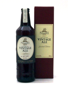 Fullers 2017 Vintage Ale Limited Edition Beer 50 cl 8,5%