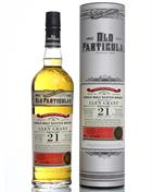 Glen Grant 1995/2016 Douglas Laing 21 år Old Particular Single Cask Speyside Malt Whisky 51,5%