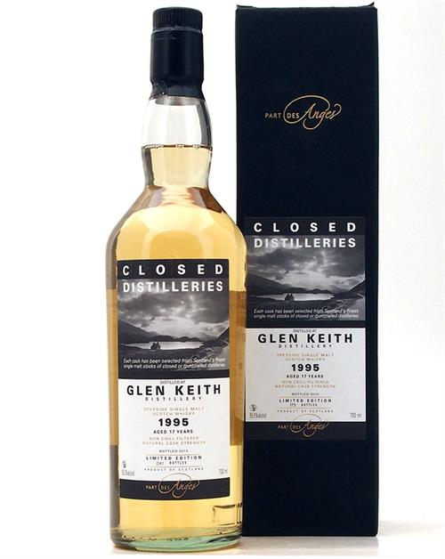Port Ellen 1982/2006 Part Des Anges 24 år Single Islay Malt Whisky 58,7%