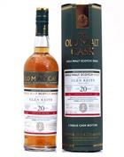 Glen Keith 1996/2017 Old Malt Cask 20 years old Single Malt Speyside Whisky 50%