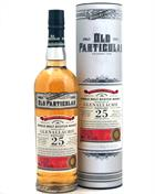 GlenAllachie 1992/2018 25 years old Douglas Laing Old Particular Single Cask Speyside Malt Whisky 50,6%