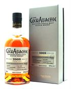 GlenAllachie 2008 Chinquapin Barrel 12 years old Single Cask Batch 3 Speyside Malt Whisky 56%